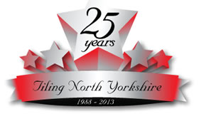 25 Years Tiling North Yorkshire