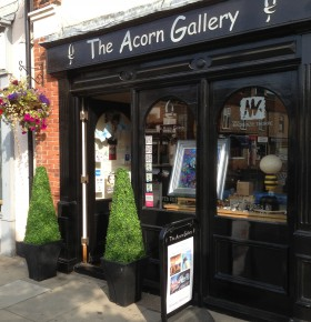 The Acorn Gallery art gallery showroom in Pocklington - photo