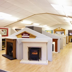 Focus Fireplaces & Stoves - Showroom