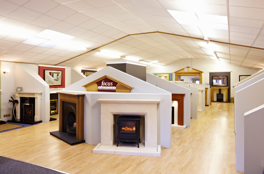 Focus Fireplaces And Stoves York Fireplace Showroom
