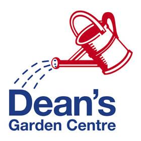 Deanu0027s Garden Centre Profile Logo