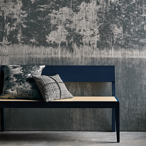 Romo Black Edition wallpaper available from Fabric Gallery & Interiors