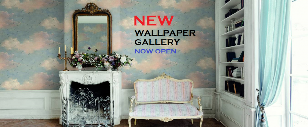 York gets a brand new wallpaper gallery at Fabric Gallery & Interiors YO19 5PN